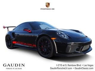 2019 Porsche 911 Gt3 Rs In Las Vegas Nv Las Vegas Porsche 911 Gaudin Porsche Of Las Vegas