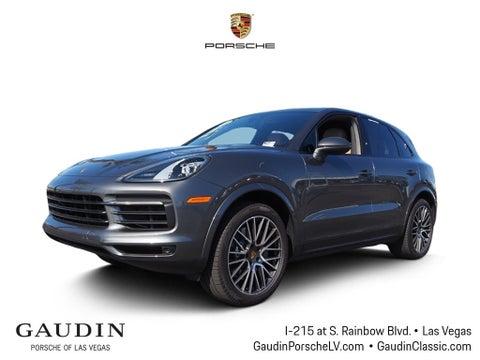 2019 Porsche Cayenne S In Las Vegas Nv Gaudin Of