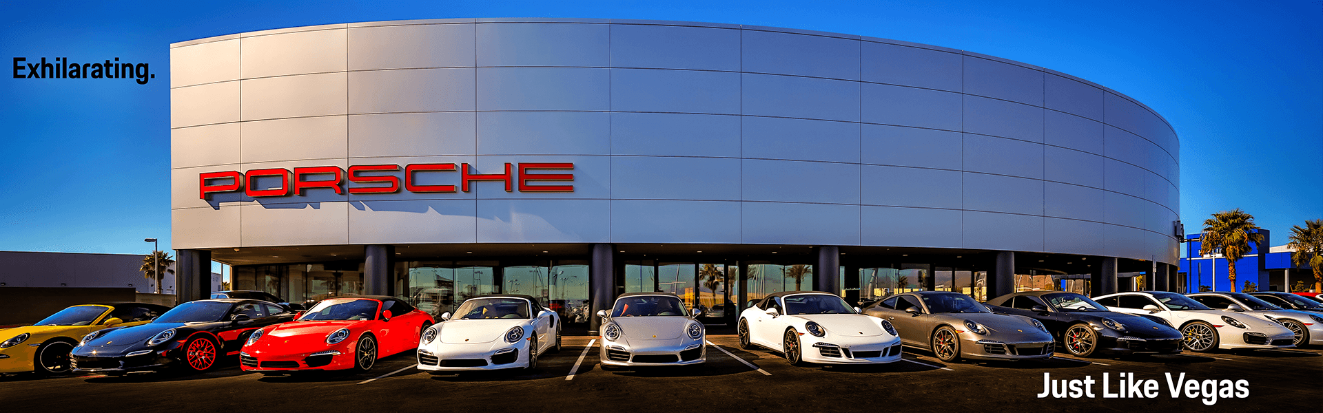 Porsche Dealer In Las Vegas Nv Used Cars Las Vegas Gaudin